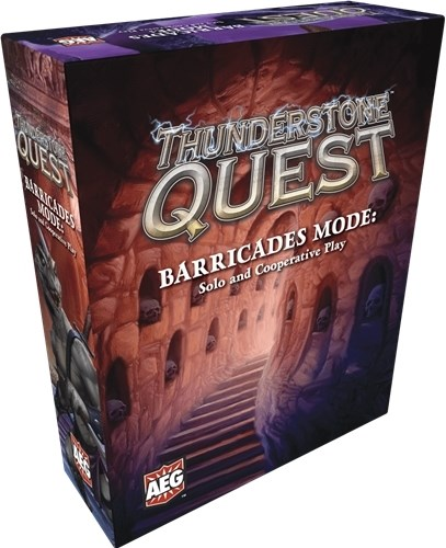 Thunderstone Quest Card Game: Barricades Mode Expansion
