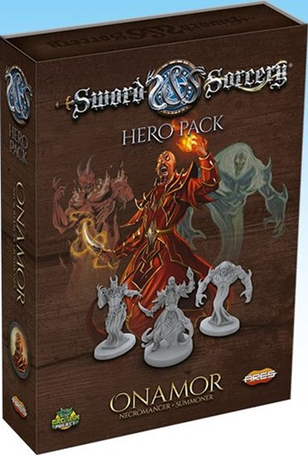 Sword And Sorcery Board Game: Onamor Hero Pack