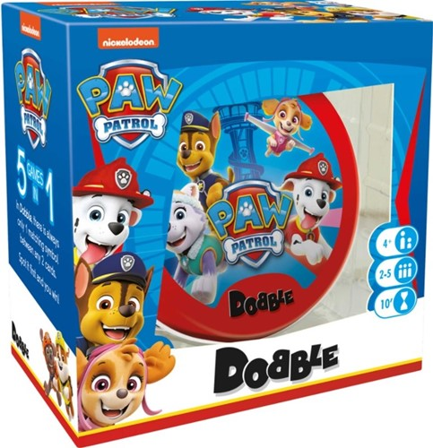 Dobble Card Game: Paw Patrol Edition