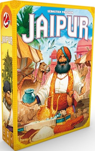 Jaipur Card Game: 2nd Edition