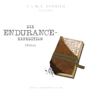 TIME Stories Board Game: Expedition: Endurance