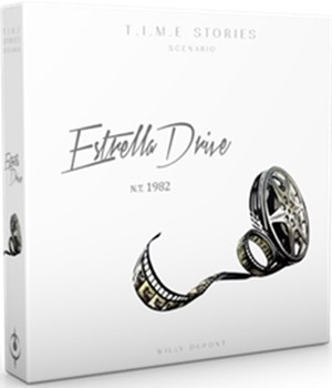 TIME Stories Board Game: Case 7: Estrella Drive