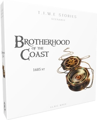 TIME Stories Board Game: Case 8: Brotherhood Of The Coast