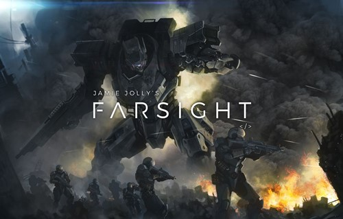 Farsight Board Game