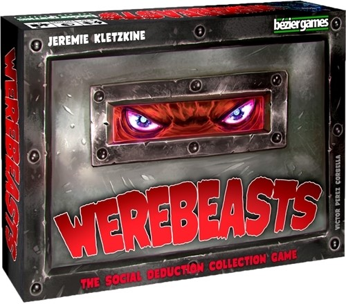 Werebeasts Card Game