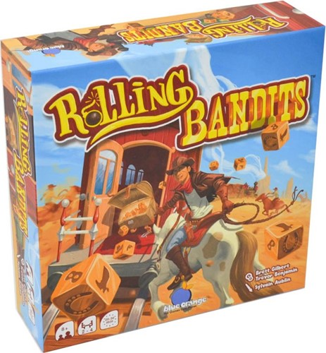 Rolling Bandits Board Game