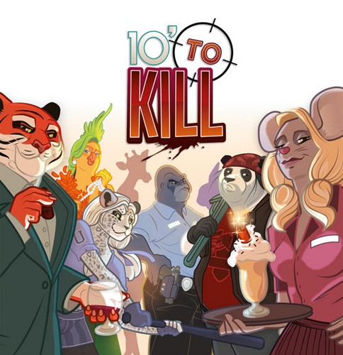 10 Minutes To Kill Card Game