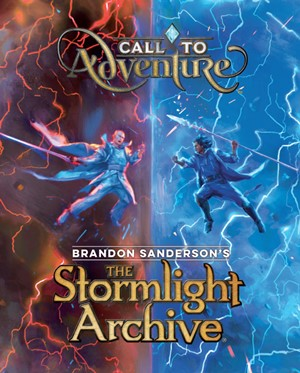 Call To Adventure Board Game: The Stormlight Archive