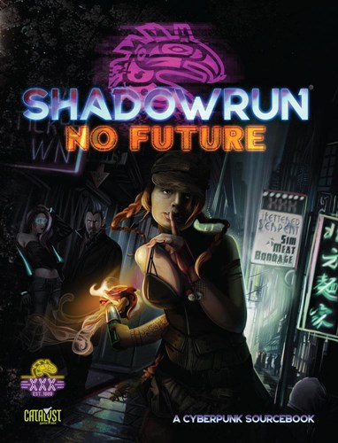 Shadowrun RPG: 5th Edition No Future