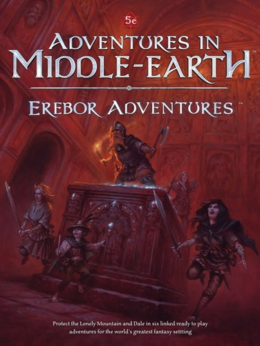 Adventures In Middle-Earth RPG: Erebor Adventures