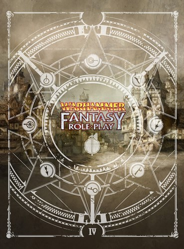 Warhammer Fantasy RPG: 4th Edition Collector's Limited Edition Rulebook