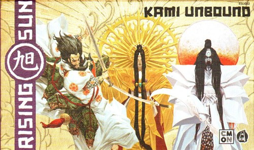 Rising Sun Board Game: Kami Unbound Expansion