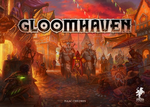 Gloomhaven Board Game: 3rd Printing