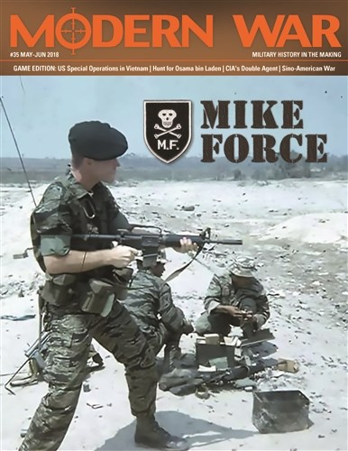 Modern War Magazine #35: Mike Force