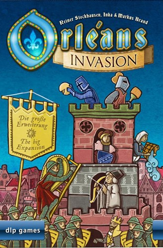 Orleans Board Game: Invasion Expansion