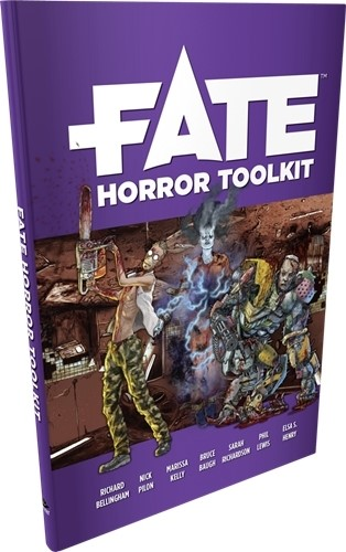 Fate RPG: Horror Toolkit