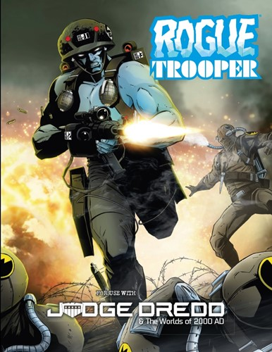 Judge Dredd And The Worlds Of 2000 AD RPG: Rogue Trooper