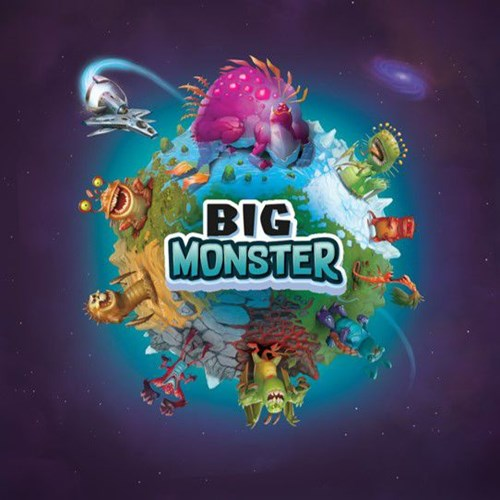 Big Monster Board Game