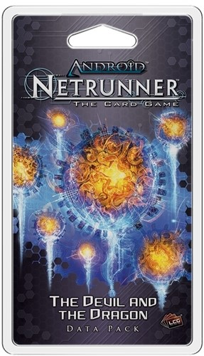 Android Netrunner LCG: The Devil And The Dragon Data Pack