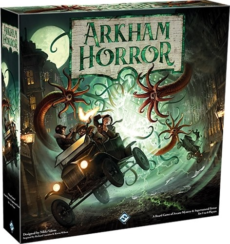 Arkham Horror Board Game: 3rd Edition