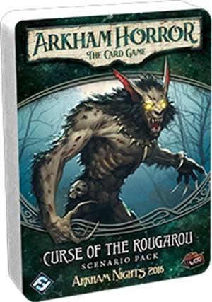 Arkham Horror LCG: Curse Of The Rougarou Scenario Pack (POD)