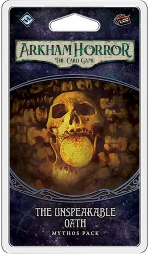 Arkham Horror LCG: The Unspeakable Oath Mythos Pack