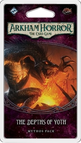 Arkham Horror LCG: The Depths Of Yoth Mythos Pack