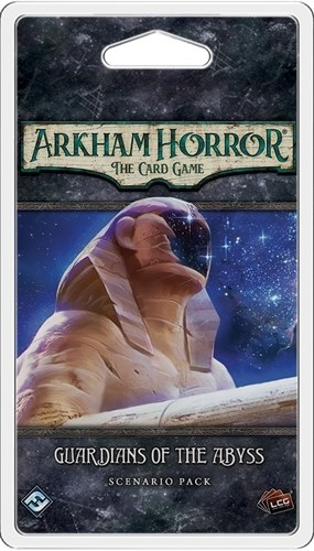 Arkham Horror LCG: Guardians Of The Abyss Scenario Pack (POD)