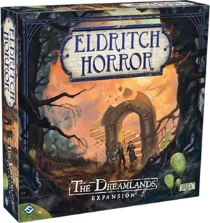Eldritch Horror Board Game: The Dreamlands Expansion
