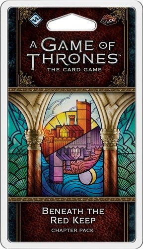 A Game Of Thrones LCG Second Edition: Beneath The Red Keep Chapter Pack