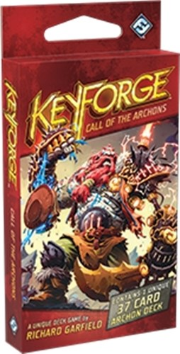 Keyforge Card Game: Call Of The Archons: Archon Deck