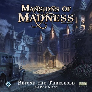 Mansions Of Madness Board Game: Beyond The Threshold Expansion