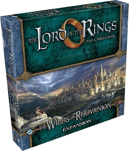 The Lord Of The Rings LCG: The Wilds Of Rhovanion Expansion