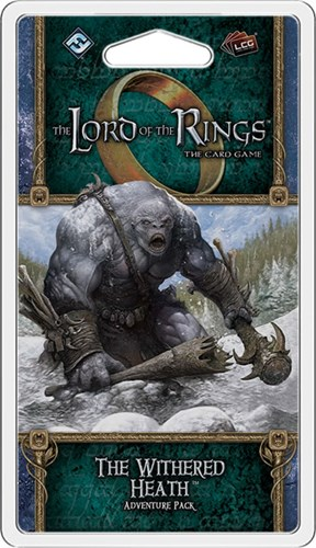 The Lord Of The Rings LCG: The Withered Heath Adventure Pack