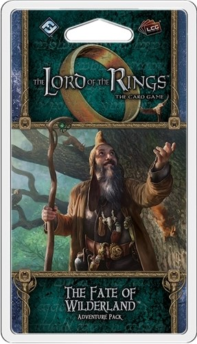The Lord Of The Rings LCG: The Fate Of Wilderland Adventure Pack
