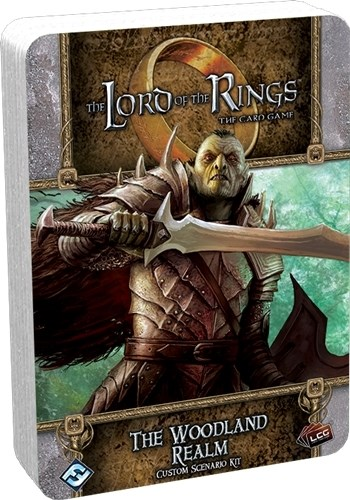 The Lord Of The Rings LCG: The Woodland Realm Custom Scenario