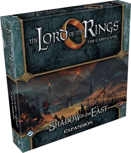 The Lord Of The Rings LCG: A Shadow In The East Expansion