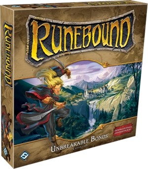 Runebound Board Game: Unbreakable Bonds Expansion