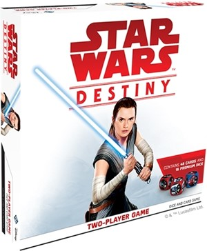 Star Wars Destiny Dice Game: Two Player Game