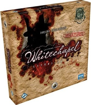 Letters from Whitechapel Board Game: Dear Boss Expansion
