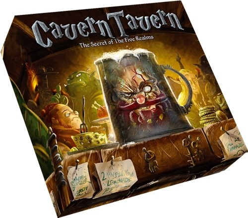 Cavern Tavern Board Game