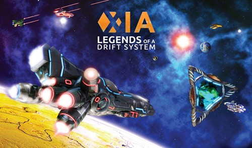 Xia: Legend Of A Drift System Board Game