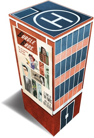 Burgle Bros Board Game