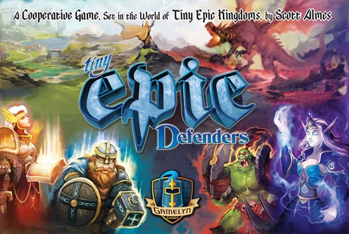 Tiny Epic Defenders Card Game: 2nd Edition