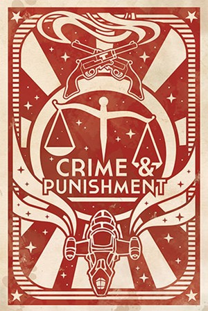 Firefly Board Game: Crime And Punishment Expansion