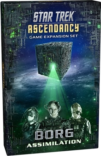 Star Trek Ascendancy Board Game: Borg Assimilation Expansion