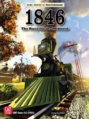 1846 Board Game
