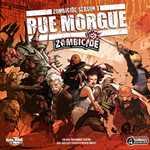 Zombicide Board Game: Rue Morgue