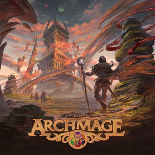 Archmage Board Game