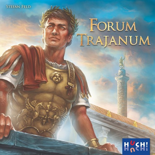 Forum Trajanum Board Game
